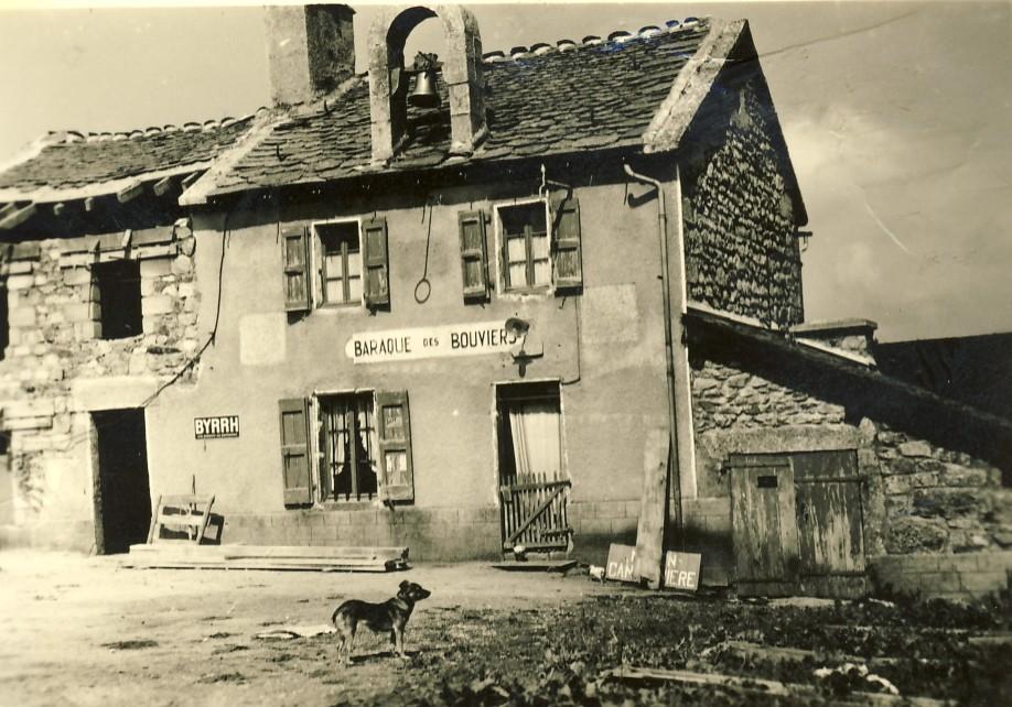 La Baraque des Bouviers (1950)